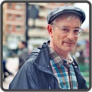 Juanjo Barral escritor foto web